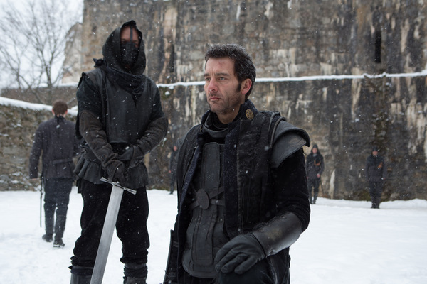 Clive Owen in 'Last Knights' (USA 2015)