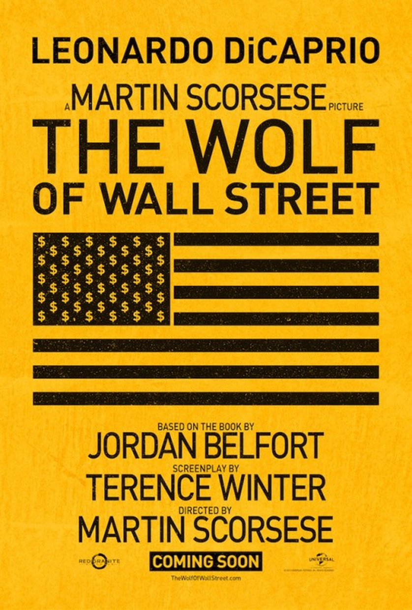 The Wolf of Wall Street: DVD oder Blu-ray leihen ... Wolf Of Wall Street Movie Cover