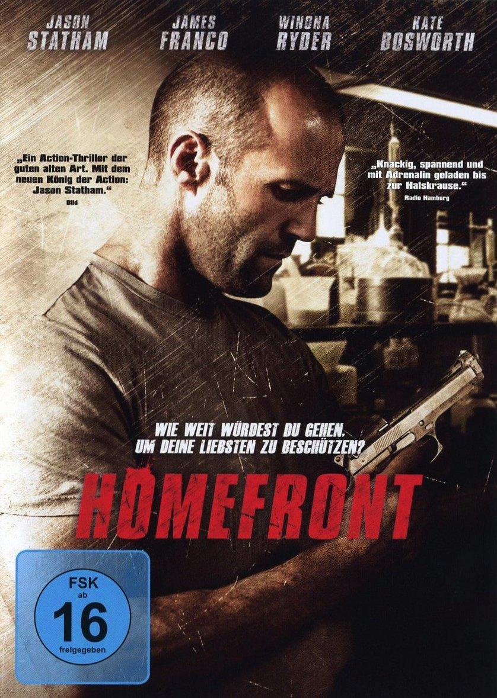 Homefront DVD, Blu ray oder VoD leihen   VIDEOBUSTER.de