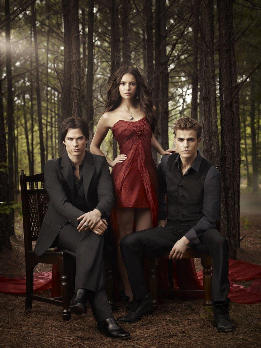 The Vampire Diaries Staffel 2 Stream