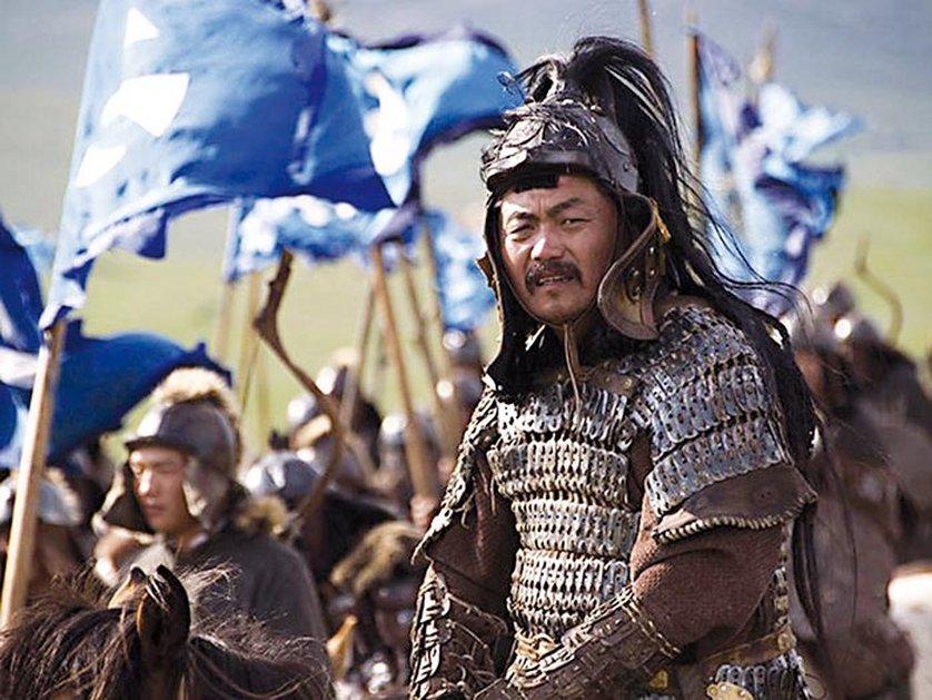 Dschingis Khan Die Legende Der 10 Reiter