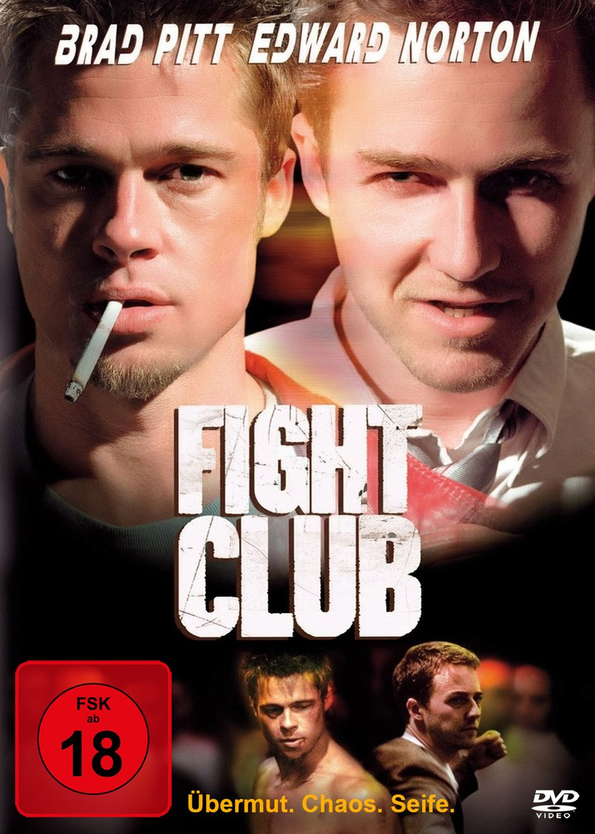an analysis of the movie fight club Marla singer is not real robert paulson is not real project mayhem is not real i  know this, because tyler knows this.