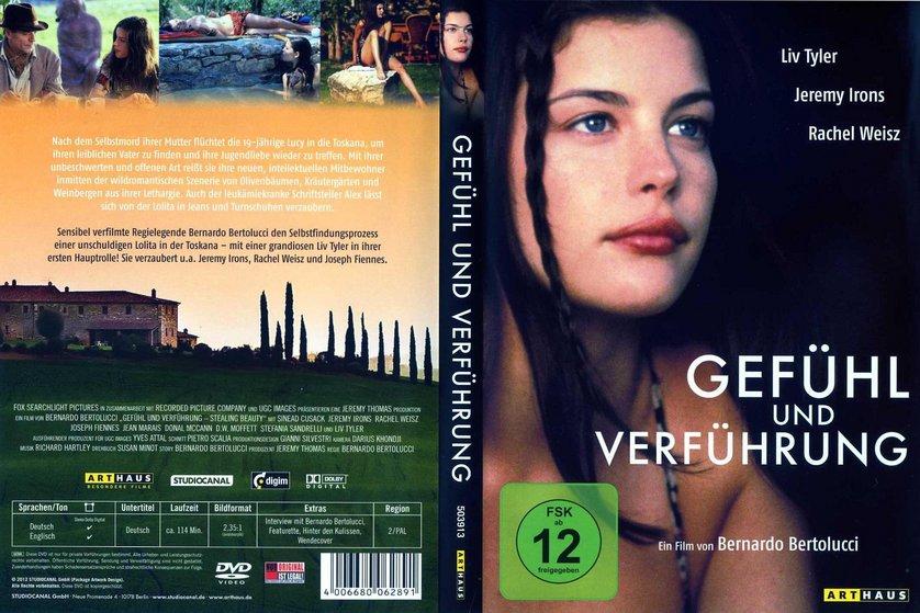 Gefühl und Verführung: DVD oder Blu-ray leihen