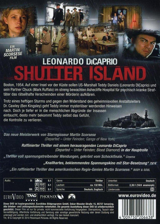 Shutter Island Stream Deutsch Untertitel