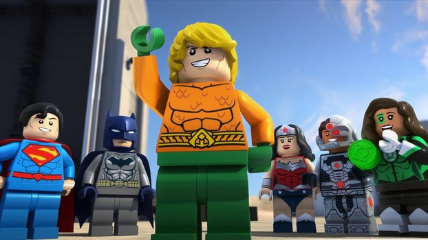 LEGO DC Comics Super Heroes - Aquaman