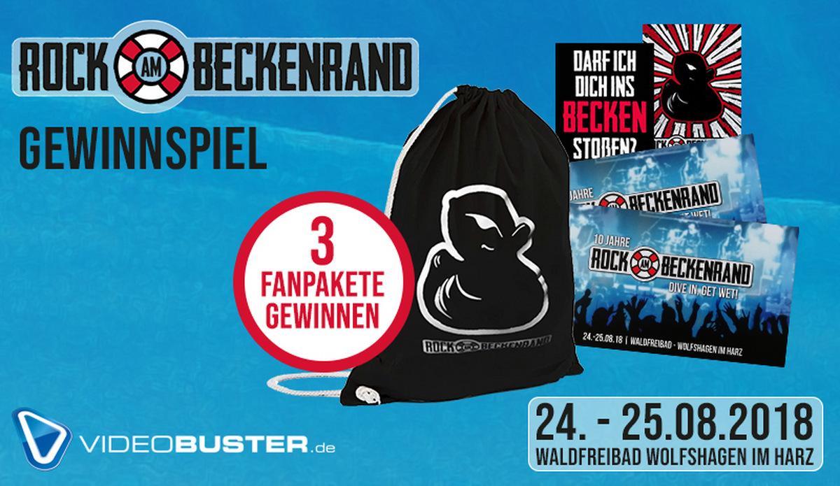 Rock am Beckenrand Gewinnspiel: Gewinnen und eintauchen! RaB Gewinnspiel