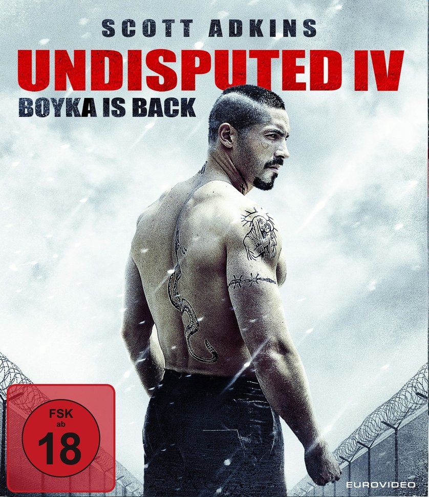 Undisputed 4 Streamcloud German
