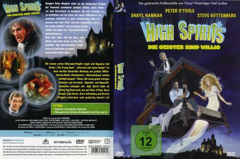 High Spirits Deutsch