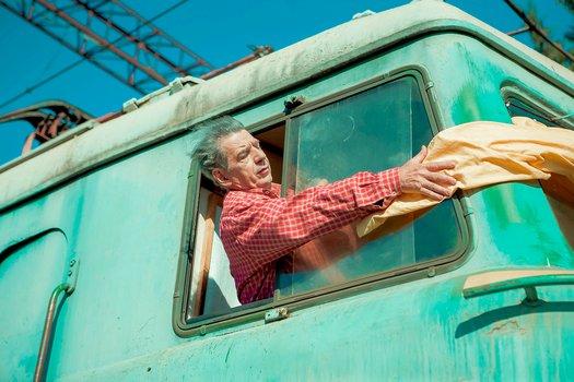 Vom Lokführer, der die Liebe suchte...