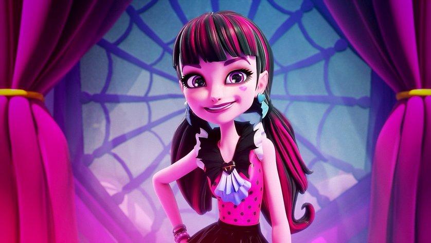 Willkommen An Der Monster High