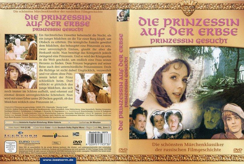 Prinzessin auf der erbse film  Die Prinzessin auf der Erbse - Prinzessin gesucht: DVD oder Blu-ray ...