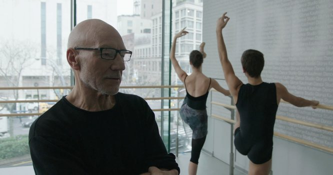 Das Geheimnis des Balletttänzers