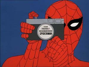 'Original Spider-Man' (1967)