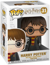 Harry Potter Harry with Hedwig - Vinyl Figure 31 powered by EMP (Funko Pop!)