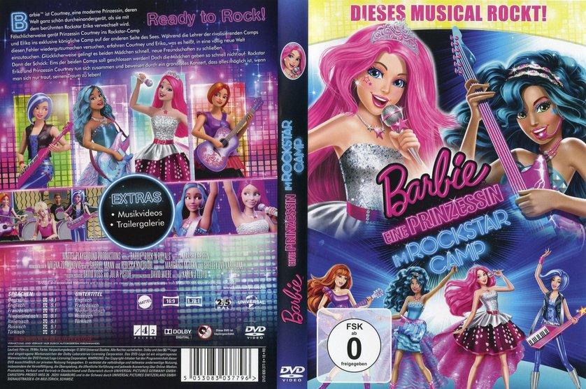 Barbie Die Prinzessin Im Rockstar Camp