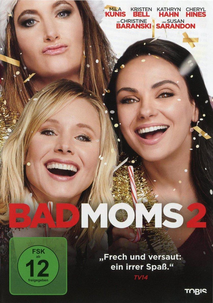 Bad Moms 2: DVD oder Blu-ray leihen - VIDEOBUSTER de