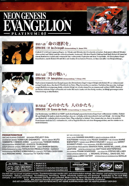 Neon Genesis Evangelion Stream Deutsch