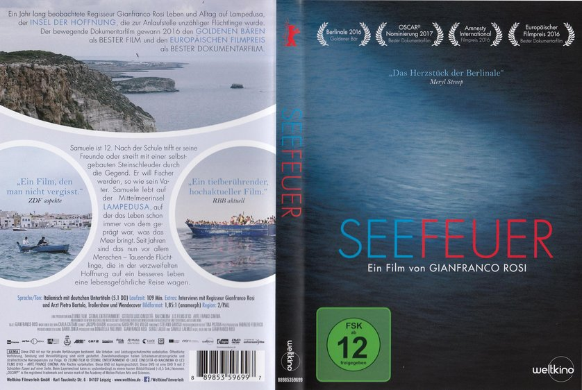 Seefeuer Stream