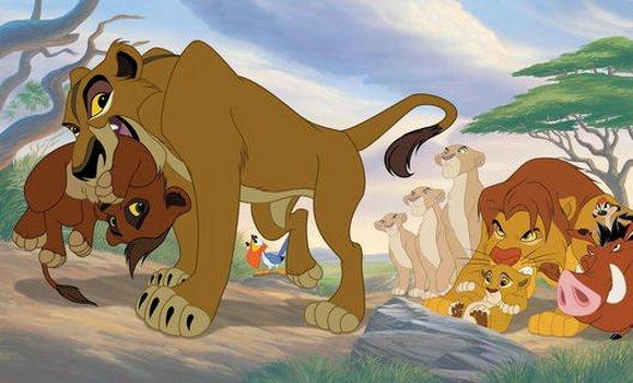 Der König der Löwen 2 - Simbas Königreich