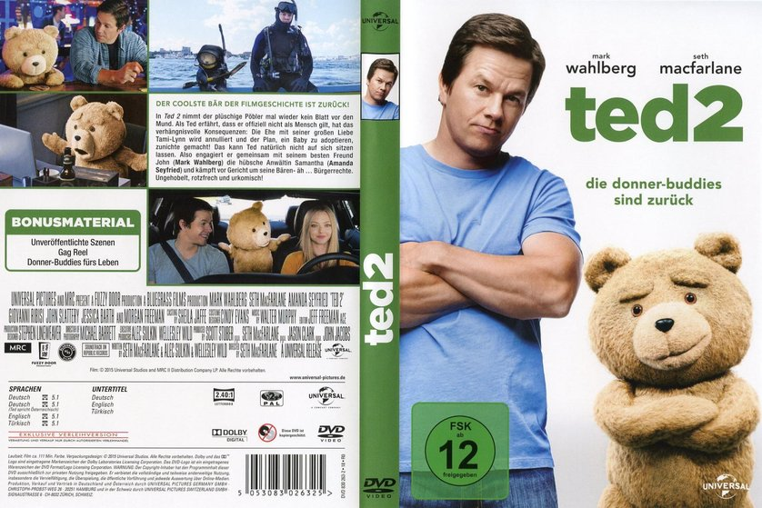 ted stream german