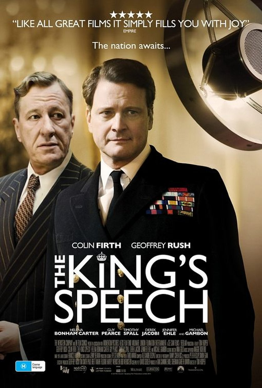 The KingS Speech Wahre Begebenheit