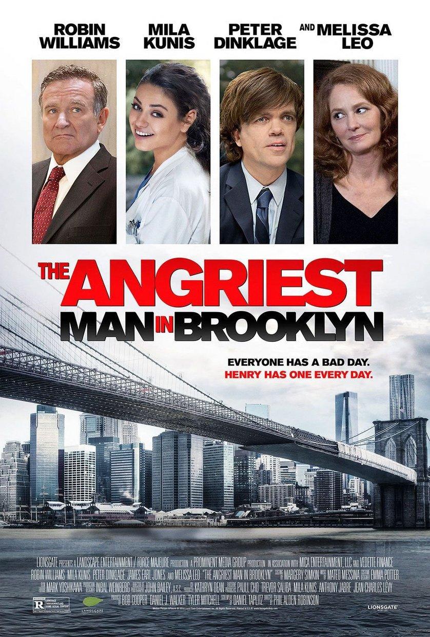 The Angriest Man in Brooklyn: DVD, Blu-ray oder VoD leihen