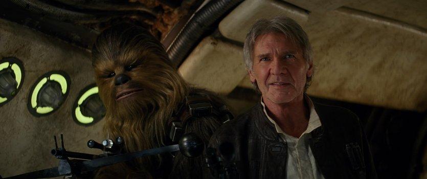 Star Wars - Episode VII - Das Erwachen der Macht