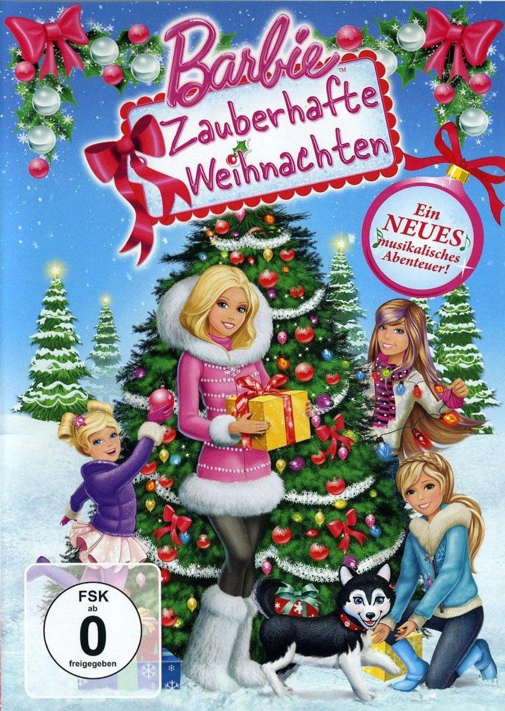 barbie - zauberhafte weihnachten 2011