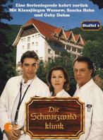 Die Schwarzwaldklinik - Staffel 1