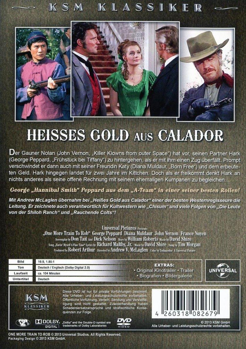Heißes Gold aus Calador DVD oder Blu ray leihen   VIDEOBUSTER.de