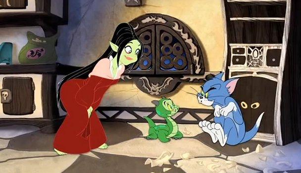 Tom & Jerry - Der verlorene Drache