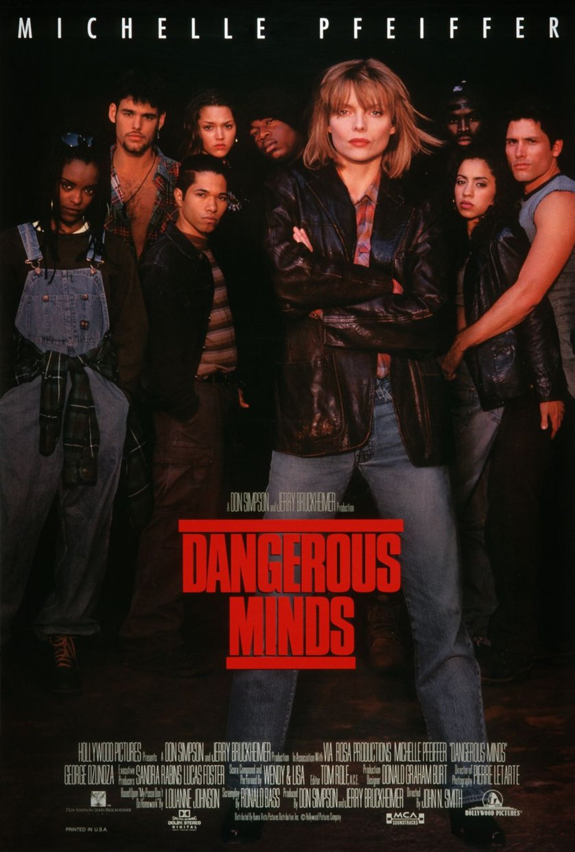 Dangerous Minds – Wilde Gedanken