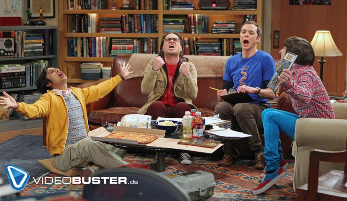 The Big Bang Theory: China verbietet 'The Big Bang Theory'