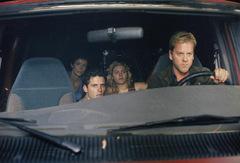 Jack Bauer in Fahrt