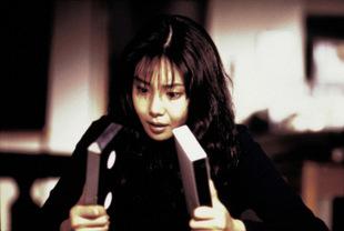 Nanako Matsushima 1998 im Ring-Original 'Ringu' © Anolis