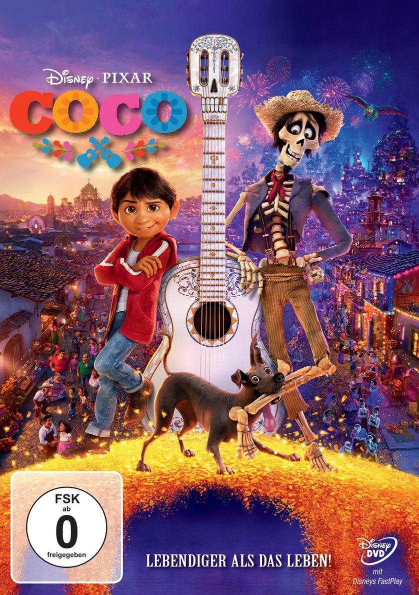 Coco Lebendiger Als Das Leben Dvd