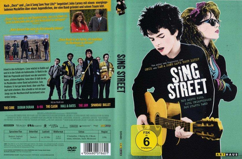 Sing Street: DVD oder Blu-ray leihen - VIDEOBUSTER.de