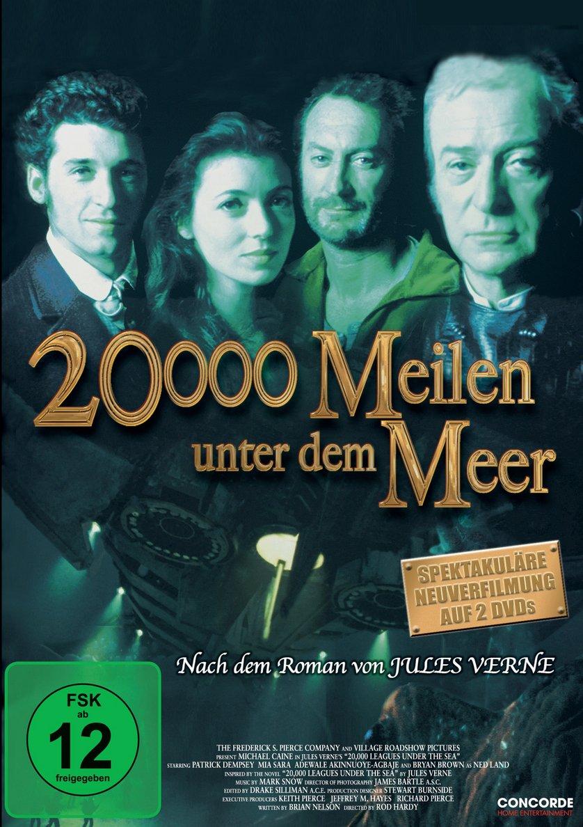 20000 Meilen Unter Dem Meer Film
