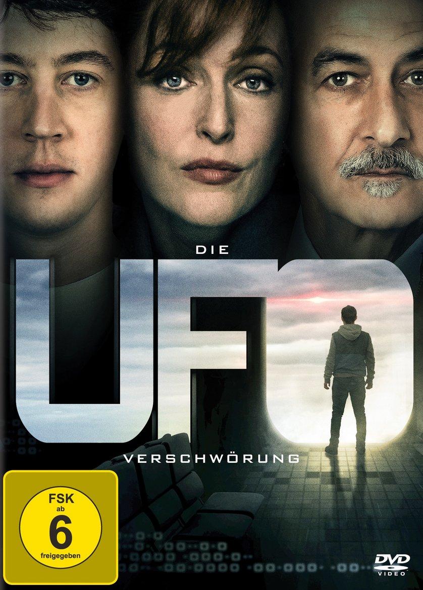 Die Ufo Verschwörung