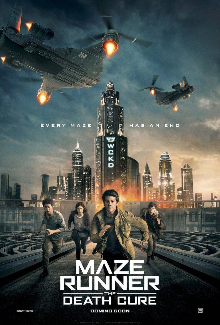 Maze runner 3 die auserw hlten in der todeszone dvd for Die klassiker der kuche 3
