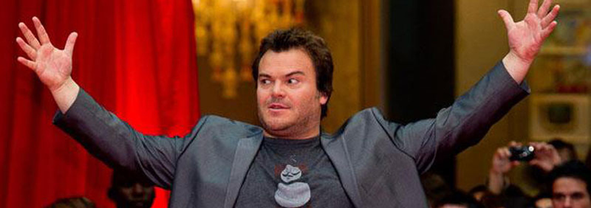 Jack Black: Abspecken für die Traumfabrik Hollywood