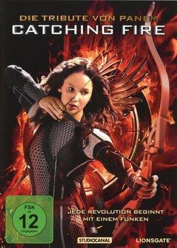 Die tribute von panem 2 catching fire dvd oder blu ray leihen for Die tribute von panem 2