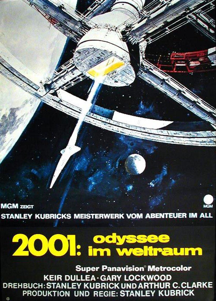 2001 - Odyssee im Weltraum: DVD, Blu-ray oder VoD leihen ...
