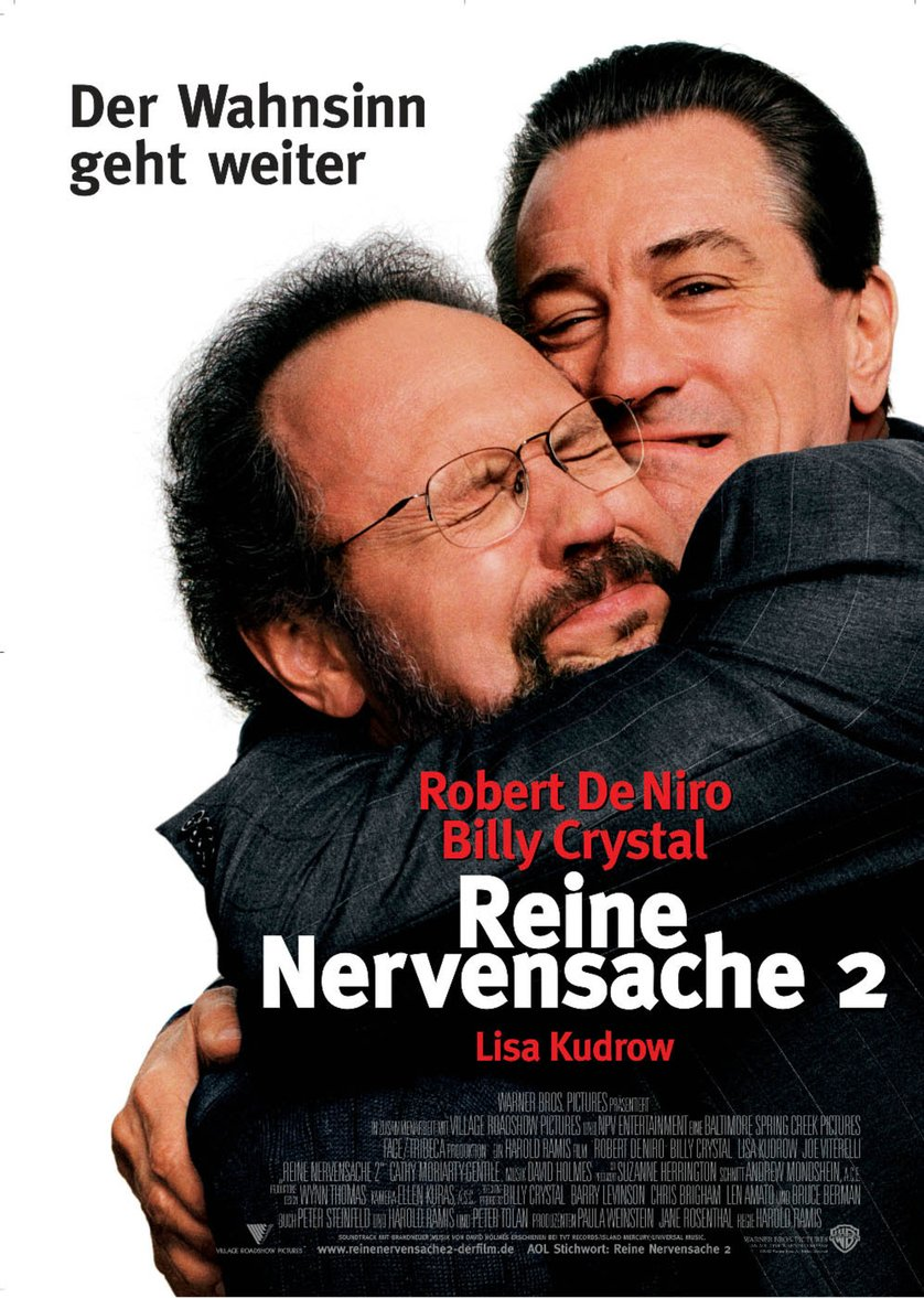 Reine Nervensache Trailer German