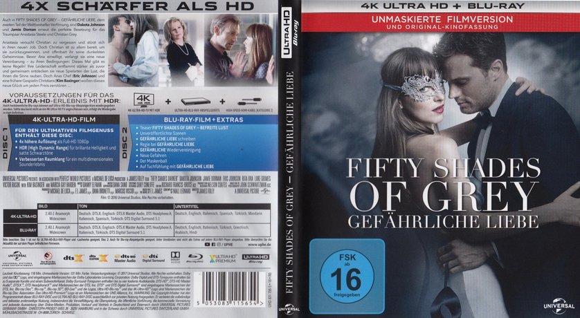 fifty shades of grey 2 gef hrliche liebe dvd oder blu ray leihen. Black Bedroom Furniture Sets. Home Design Ideas