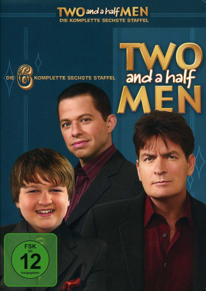 Two And A Half Men Bluray