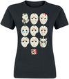 Freitag, der 13. Jason Mask powered by EMP (T-Shirt)