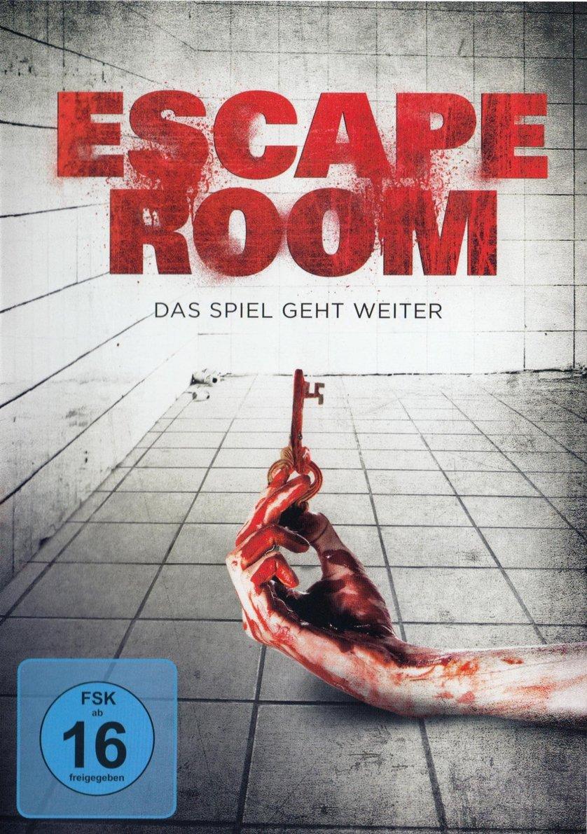 Escape Room: DVD, Blu-ray oder VoD leihen - VIDEOBUSTER.de