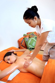 blue thai massage massage åkersberga