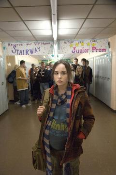 Ellen Page in 'Juno' 2007 © Fox